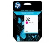 HP 82 69-ml Magenta Ink Cartridge (C4912A)