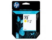 HP 72 69-ml Yellow Ink Cartridge (C9400A)