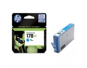 HP 178XL Cyan Ink Cartridge (CB323HE)