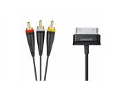 """Samsung Galaxy TAB TV Cables 7"""" (ECC1TP0BBECSTD)"""