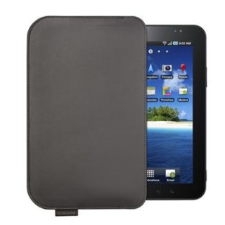 "Samsung Galaxy Leather Pouch for 7"" (EF-C980LBECSTD)"