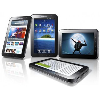 """Samsung Galaxy Tab 7"""" (GT-P1000CWAXFA)"""